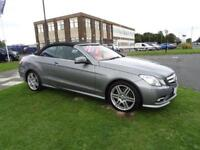 2011 Mercedes-Benz E Class 3.0 E350 CDI BlueEFFICIENCY Sport Cabriolet 2dr