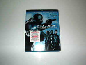 GI JOE - Rise of Cobra (Blu-ray) (Basically New)