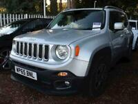 2015 Jeep Renegade 1.6 Multijet Limited 5dr 4x4 Diesel Manual