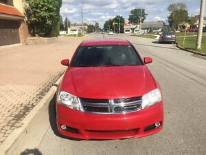 2014 Dodge Avenger SXT   ONLY  $66.82 A WEEK + TAX OAC Windsor Region Ontario image 4
