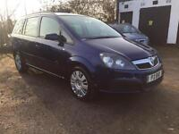 2008 Vauxhall Zafira 1.6i Life *63k Miles* Full Service History Private Plate