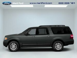 2014 Ford Expedition Max LIMITED 2ND ROW BENCH  - Sunroof -  Lea