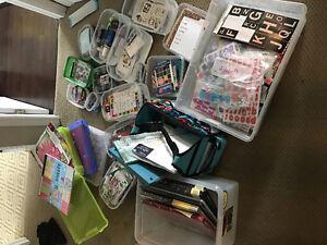 Over $2,000 of Scrapbooking Supplies