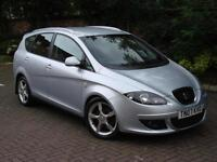 EXCELLENT MODEL!!! 2007 SEAT ALTEA XL 2.0 TDI 170 BHP STYLANCE 5dr,