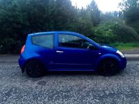 Citroen C2 SX 1.1, Long MOT, Low Miles, Full Service History, Stunning Electric Blue