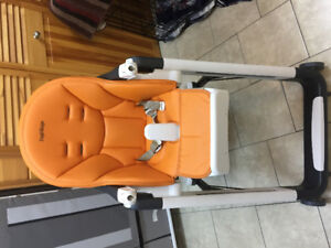 Siesta High Chair By Peg Perego