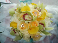 Top Quality Wedding Flowers & Decor; Bridal Packages from $265