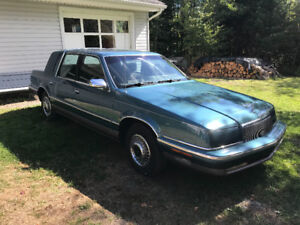 Mint condition 1993 Chrysler New Yorker for sale