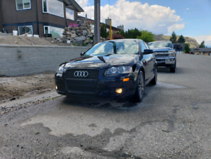 AUDI A3. Leather. Bose audio. Sport package. Full load