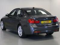 2015 BMW 3 Series 320d M Sport 4dr Step Auto [Business Media] Diesel grey Automa