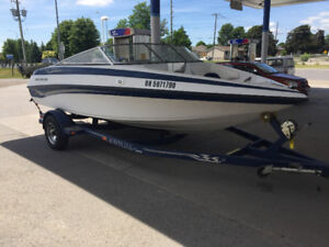 2004 CROWNLINE 180 BR - BEAUTIFUL!! PRICE LOWERED --FIRM!!