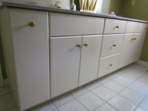 Cabinet Doors & Drawer Fronts, White/Ivory