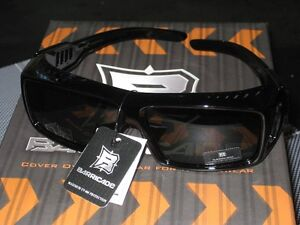 Polarized Cover over Sunglasses, 400UV protection.