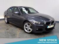 2012 BMW 3 SERIES 320d M Sport 4dr