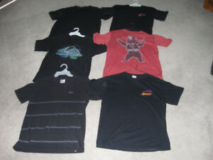 9 - BOYS/YOUTH T - SHIRTS SIZE MEDIUM