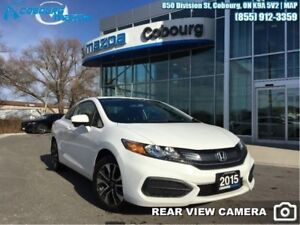 2015 Honda Civic EX EX  - Sunroof - $109.97 B/W