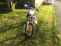 Husqvarna tc 125 motocross bike not ktm sx rm kx YZ CR motorbike enduro off road cheap dirt bike ono
