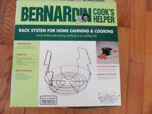 Bernardin Canning Rack