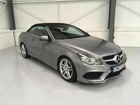 Mercedes-Benz E350 3.0CDI ( 252bhp ) BlueTec 7G-Tronic Plus 2014MY AMG Sport