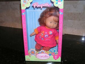 "12"" Corolle Poupette LULU In Box reddish hair West Island Greater Montréal image 2"