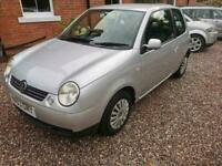 Volkswagen Lupo 1.4 automatic S 19000 miles only with massive service history