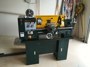 Craftex Metal Lathe