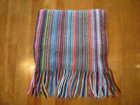 Multicolour Scarf Rainbow / Foulard multi-couleurs