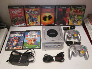 Gamecube And Games Bundle