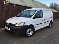 Volkswagen Caddy Maxi 1.6TDI 102PS C20**AIR CONDITIONING**STARTLINE TDI**