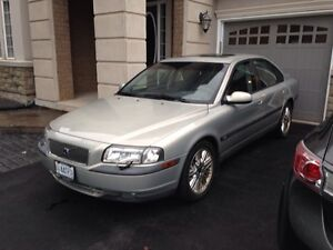 Volvo S80 T6 for sale AS IS