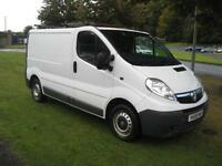 Vauxhall Vivaro 2.0CDTi ( 115ps ) ( Euro IV ) 2700 SWB 2008