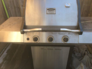 Used Vermont Casting BBQ Grill (Gas) [OBO]