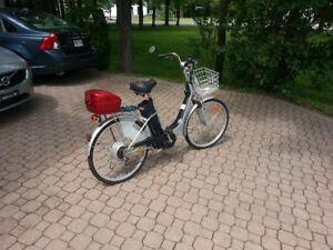 Vélo électrique de marque Scooter Bazoo