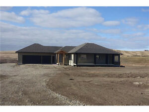 Bungalow on 5 Acres only 2 Miles North of Calgary city limits