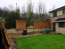 landscaping fencing Cardiff and surrounding