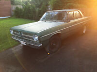Plymouth Valiant Two Hundred 1967
