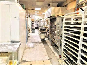 Fully Equipped Commercial Kitchen / Commercial Bakery For Sale