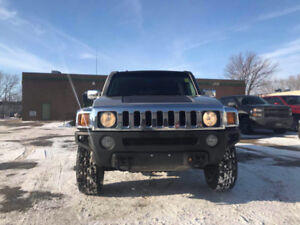 2006 HUMMER H3 SUV, Super low KM! clean title!!!