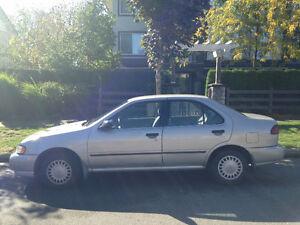 1999 Nissan Sentra XE Sedan