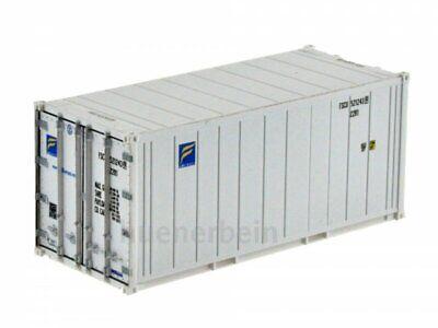 Kombimodell 88310.02 20' Fuss Kühl-Container Reefer FLORENS weiß H0 1/87 NEU+OVP