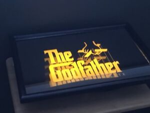 GODFATHER LIGHTED MIRROR