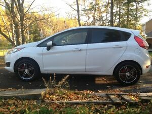 2014 Ford Fiesta Berline
