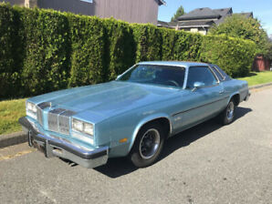 Need it out ASAP Oldsmobile Cutlass Supreme