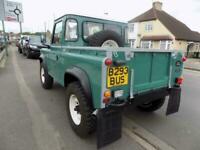 1985 Land Rover 90 2.5 D Pick-Up 2dr Estate Diesel Manual