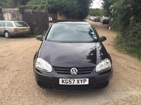 Volkswagen Golf 1.4 5door patrol
