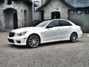 2012 Mercedes-Benz E-Class E63 AMG Sedan + Warranty + More
