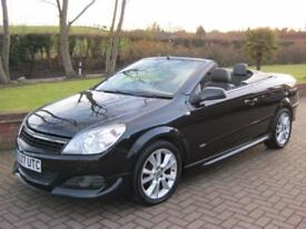 VAUXHALL ASTRA 1.8i TWIN TOP DESIGN 2 DR 2007 07