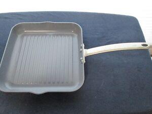 "Green Pan 12"" Square Frying Pan *NEW*"