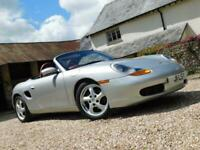 Porsche 986 Boxster 2.5 - 1 owner, full history, launch spec, highly original