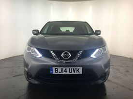 2014 NISSAN QASHQAI VISIA DCI DIESEL 1 OWNER SERVICE HISTORY FINANCE PX WELCOME
